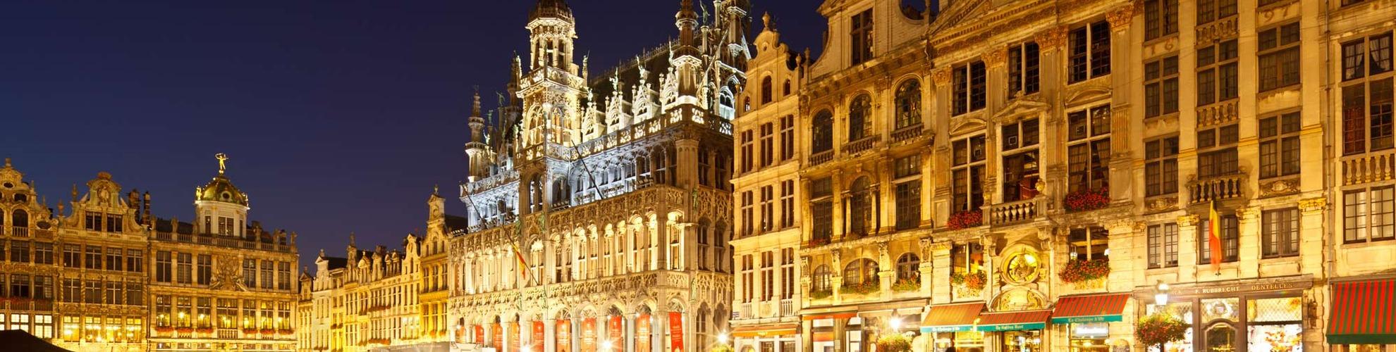 Bruxelles Centrum Pa Kort Pdf Turist Kort Over Centrum Af